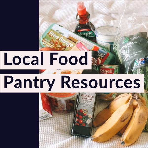 Local Food Pantry Resources